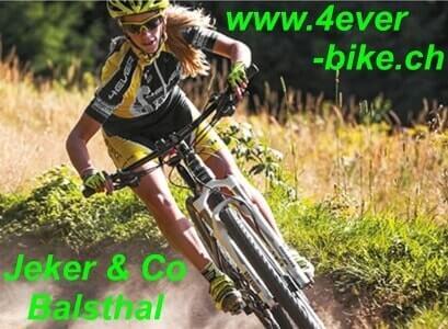 4ever forever E-Bike Mountainbike Fahrrad Velo Modelle 2018 Balsthal Schweiz