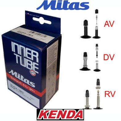 Schlauch Mitas Kenda Mountain Bike Fahrrad Velo Parts Shop